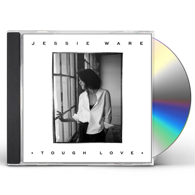 Jessie Ware TOUGH LOVE CD