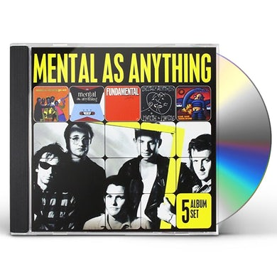 Mental As Anything 5 ALBUM SET CD