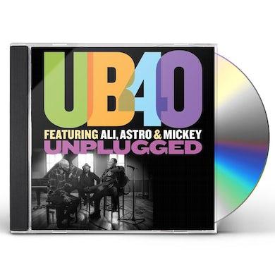 Ub40 UNPLUGGED CD