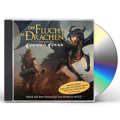 Corvus Corax DER FLUCH DES DRACHEN CD