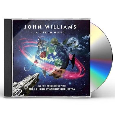 John Williams: A Life In Music CD