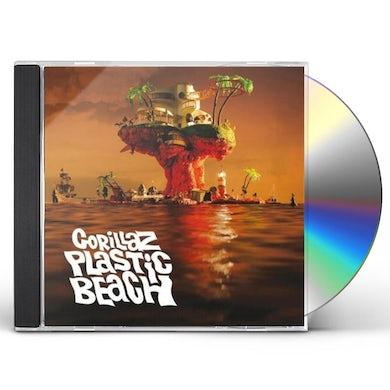 Gorillaz PLASTIC BEACH CD