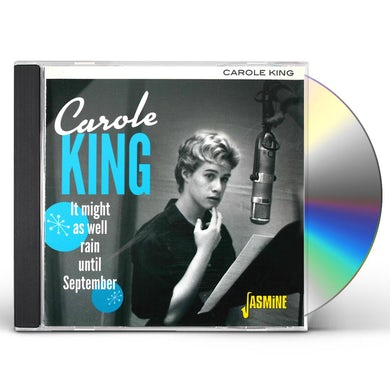 Carole King IT MIGHT AS WELL RAIN UNTIL SEPTEMBER CD