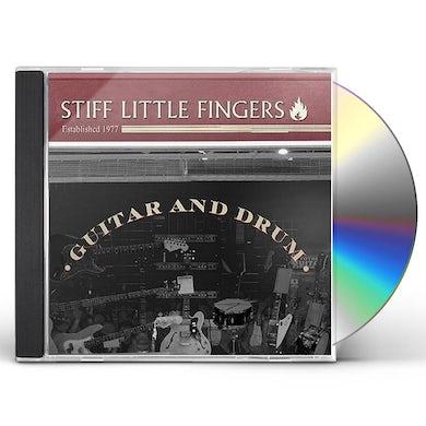 Stiff Little Fingers GUITAR & DRUMS CD