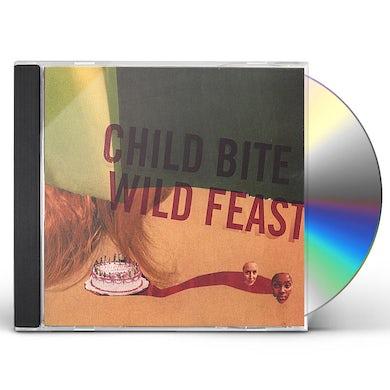 Child Bite WILD FEAST CD
