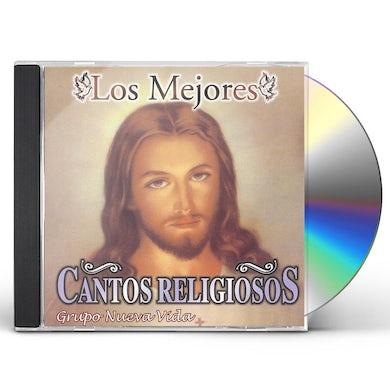 Grupo Nueva Vida MEJORES CANTOS RELIGIOSOS CD