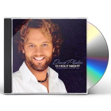 David Phelps O HOLY NIGHT (2014) CD