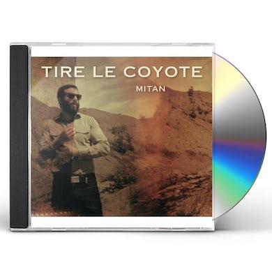 Tire Le Coyote MITAN CD