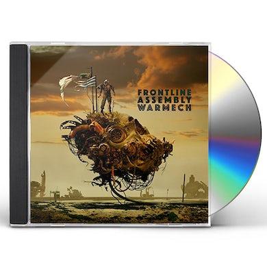 Front Line Assembly WARMECH CD