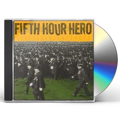 Fifth Hour Hero SCATTERED SENTENCES CD