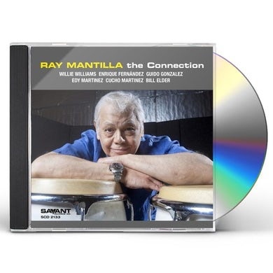 Ray Mantilla CONNECTION CD