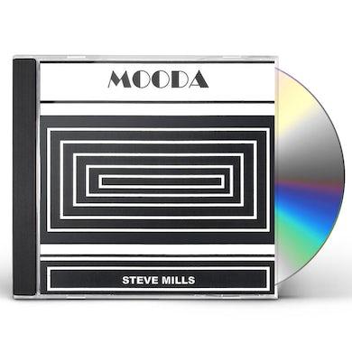 Steve Mills MOODA CD