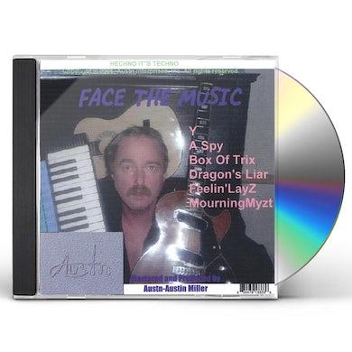 Austn FACE THE MUSIC CD