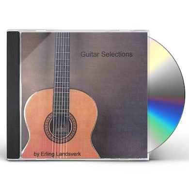 Erling Landsverk GUITAR SELECTIONS CD