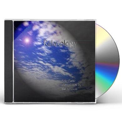 Bill Johnson RELAXOLOGY CD