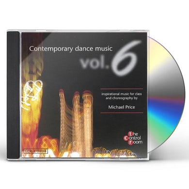 Michael Price CONTEMPORARY DANCE MUSIC 6 CD