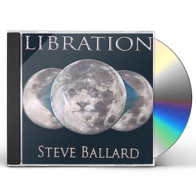 Steve Ballard LIBRATION CD