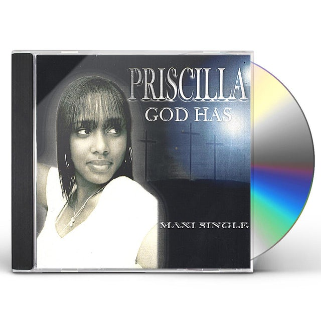 Priscilla GOD HAS CD