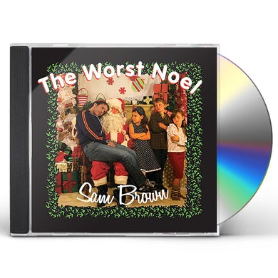 SAM BROWN WORST NOEL CD