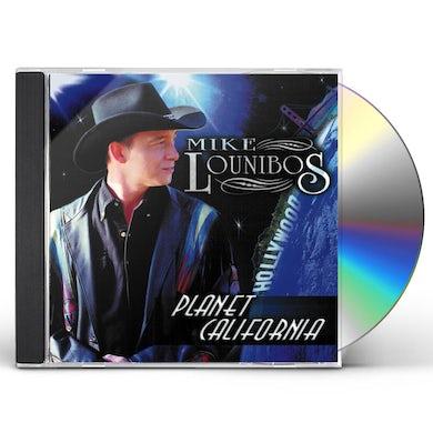 Mike Lounibos PLANET CALIFORNIA CD