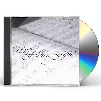 Rada UN-FOLDING FIFTH CD