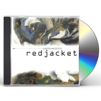 Red Jacket HUNTED REBIRTH CD