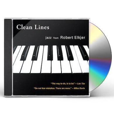 Robert Elkjer CLEAN LINES CD
