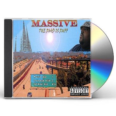 Massive ROAD IS RUFF CD