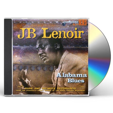 J.B. Lenoir DEATH LETTER BLUES CD