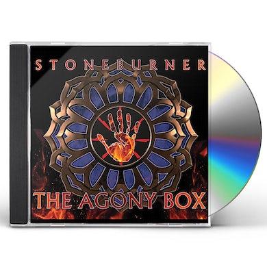 Stoneburner AGONY BOX CD