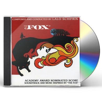 Lalo Schifrin FOX / Original Soundtrack CD