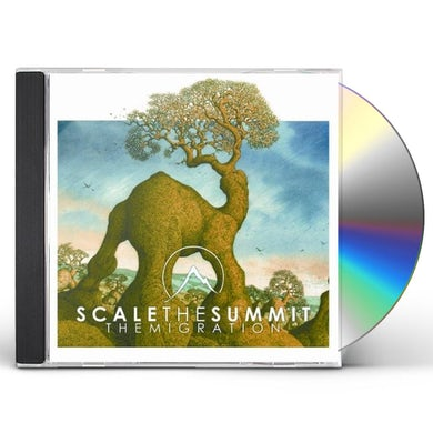 Scale The Summit MIGRATION CD
