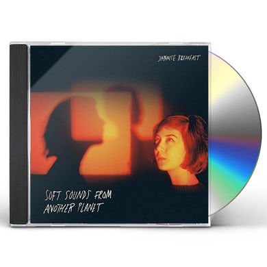 Japanese Breakfast SOFT SOUNDS FROM ANOTHER PLANET CD