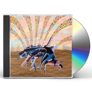 Parts & Labor RECEIVERS CD