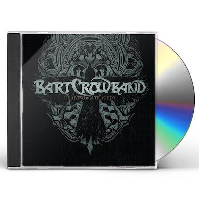 Bart Crow HEARTWORN TRAGEDY CD
