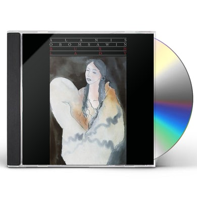 Alanis Obomsawin BUSH LADY CD
