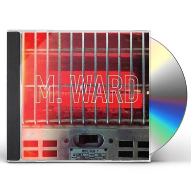 M Ward MORE RAIN CD