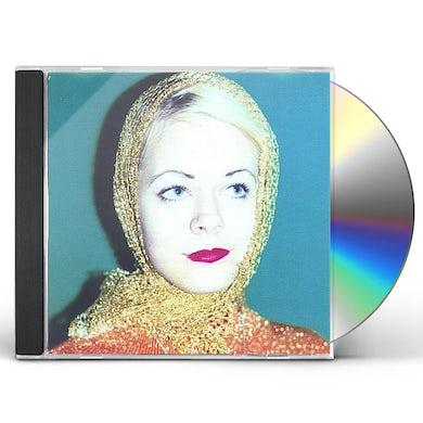 Marianne Nowottny AFRAID OF ME CD