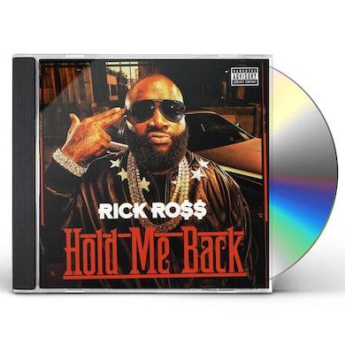 Rick Ross HOLD ME BACK CD