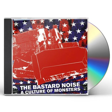 Bastard Noise CULTURE OF MONSTERS CD