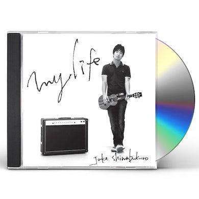 Jake Shimabukuro MY LIFE CD
