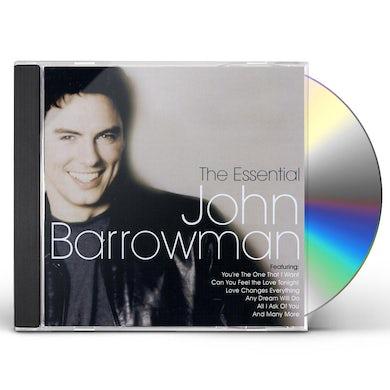 John Barrowman ESSENTIAL CD