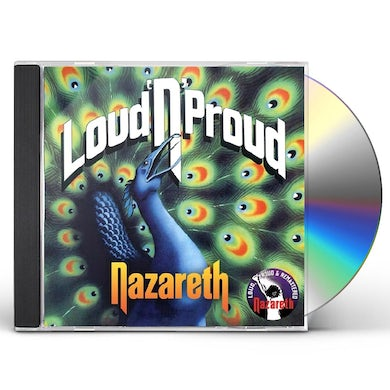 Nazareth LOUD N PROUD CD