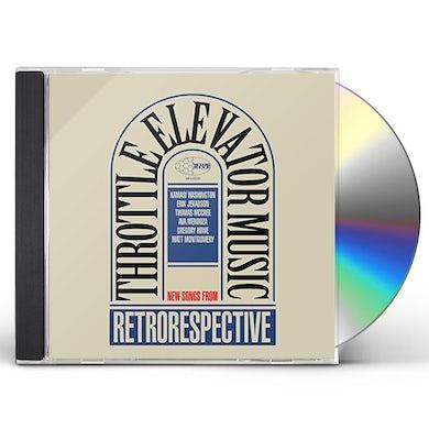 Throttle Elevator Music RETRORESPECTIVE CD