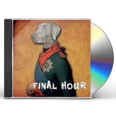 Final Hour LIFE LIKE THIS CD