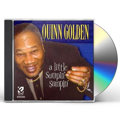 Quinn Golden LITTLE SUMPIN SUMPIN CD