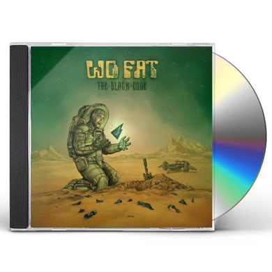 Wo Fat BLACK CODE CD
