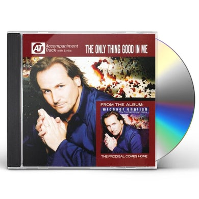 Michael English ONLY THING GOOD IN MY CD