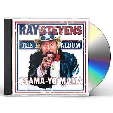 Ray Stevens OSAMA-YO MAMA CD