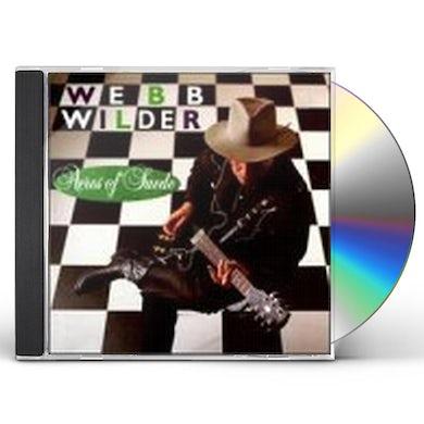 Webb Wilder ACRES OF SUEDE CD